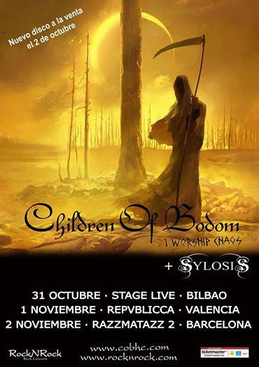 Nuevo disco CHildren Of Bodom