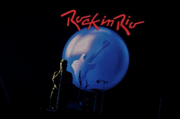 Rock In Rio Queen