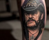 Un retrato de Lemmy gana el premio al mejor tatuaje en la DC Tattoo Expo