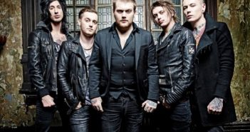"""Into the fire"" nuevo vídeo de Asking Alexandria"