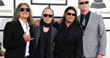 Metallica Grammys