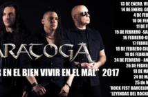 Saratoga gira 2017