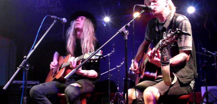Erik Grönwall & Dave Dalone (H.E.A.T.) agotan las entradas VIP en Barcelona y quedan pocas entradas para sus conciertos