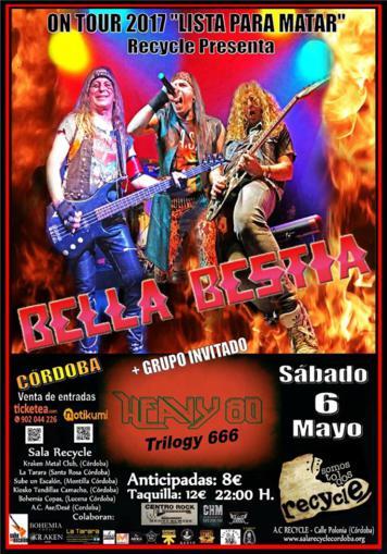 Bella Bestia Cordoba_356x509