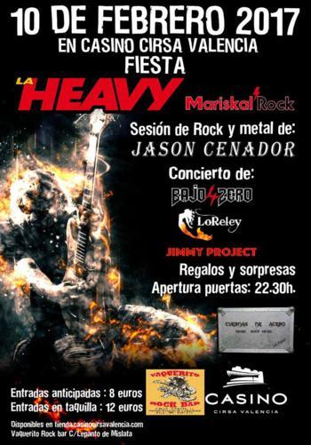 Fiesta La Heavy 10 Febrero_350x501