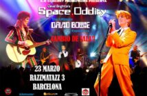 David Bowie Tribute 2017 Barcelona _704x471