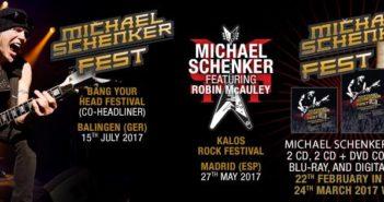 Michael Schenker Fest Album 2017