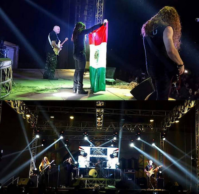 Saratoga Mexico 2017