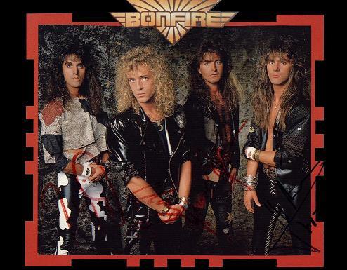 Bonfire 80s