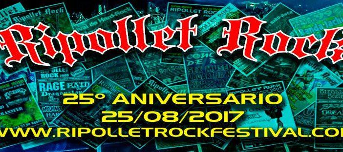 Ripollet Rock 25 aniversario