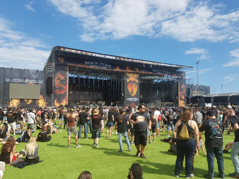 Rock Fest Audiencia