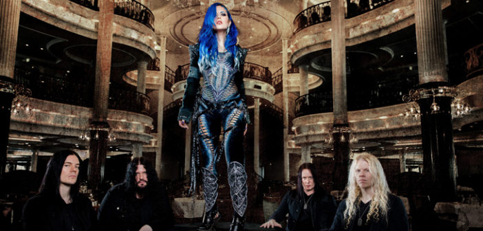 """Vídeo adelanto de Arch Enemy: """"The World is Yours"""""""