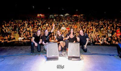 Rising Core en el Ripollet Rock 2017. Foto por Alfredo M. Geisse.