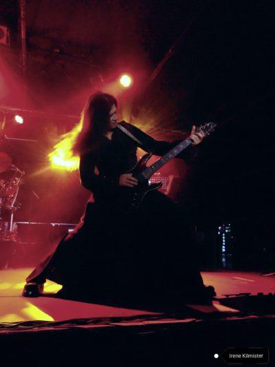 Pepe Herrero, guitarrista de Stravaganzza