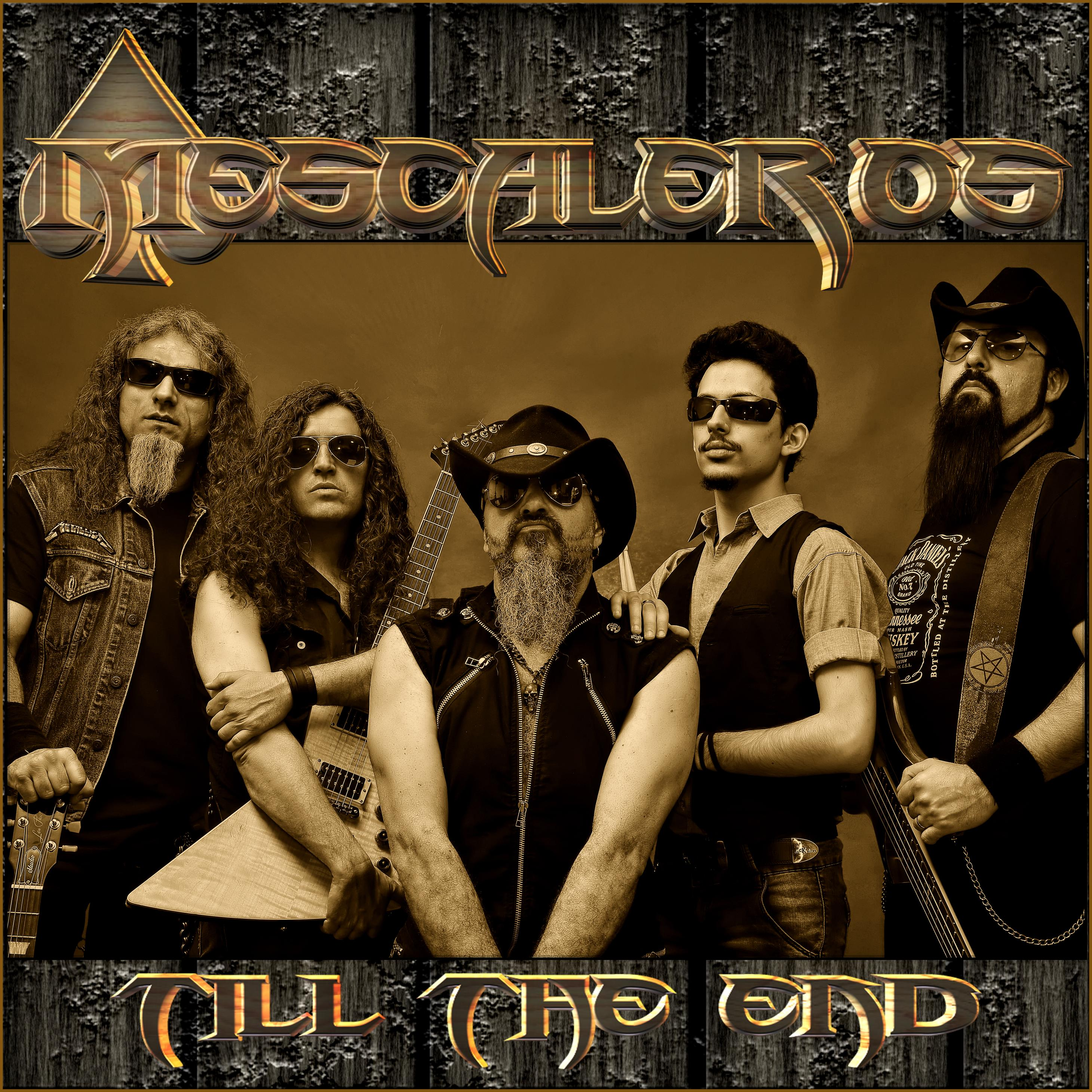 Mescaleros - Till The End (front)
