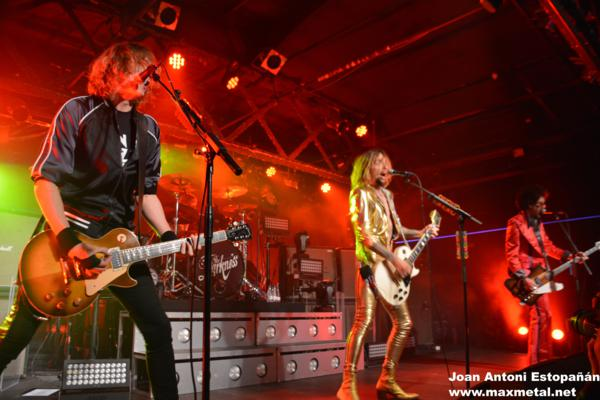 The Darkness - Razzmatazz - Barcelona (1)