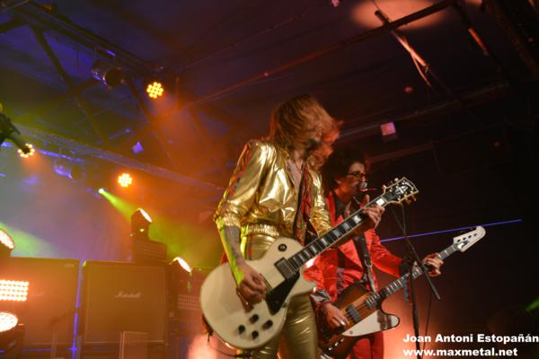 The Darkness - Razzmatazz - Barcelona (4)