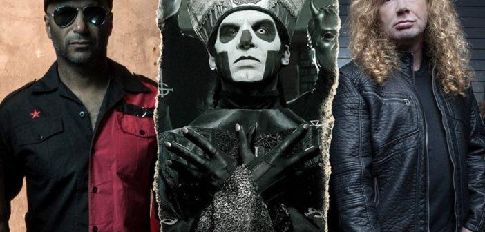 Ghost, Megadeth, Prophets of Rage y otras muchas se suman al Resurrection Fest