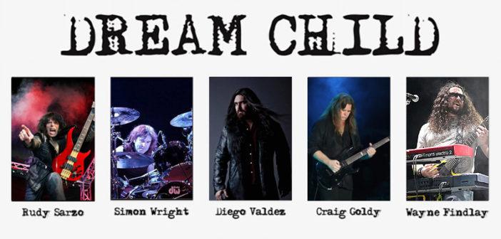 Nace DREAM CHILD banda formada por ex-DIO. DORO nuevo disco en estudio.