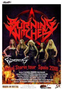 gira burning witches