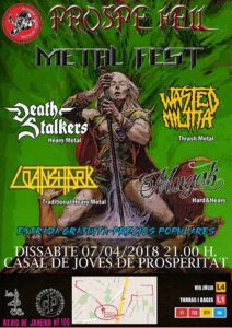 prospe hell metal fest