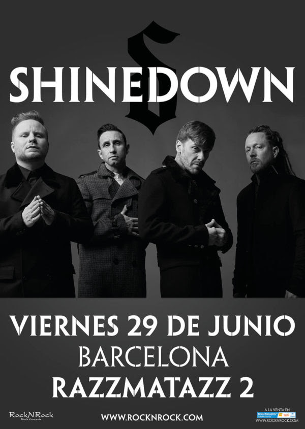 shinedown-bcn
