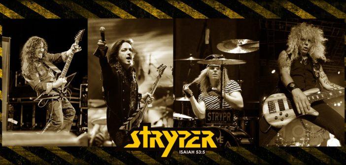 Nuevos vídeos: Stryper, Issa, Amanda Somerville y City Of Thieves