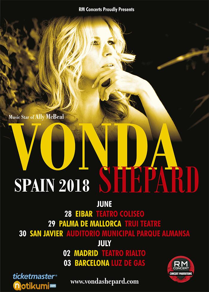 Vonda 2018 SPAIN