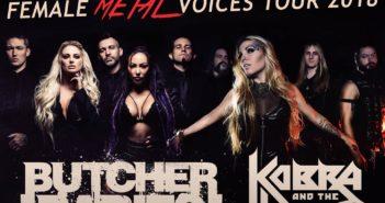 Female metal voices