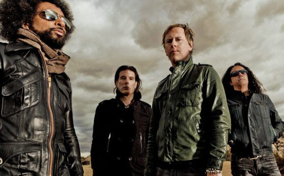 Alice In Chains band 2018
