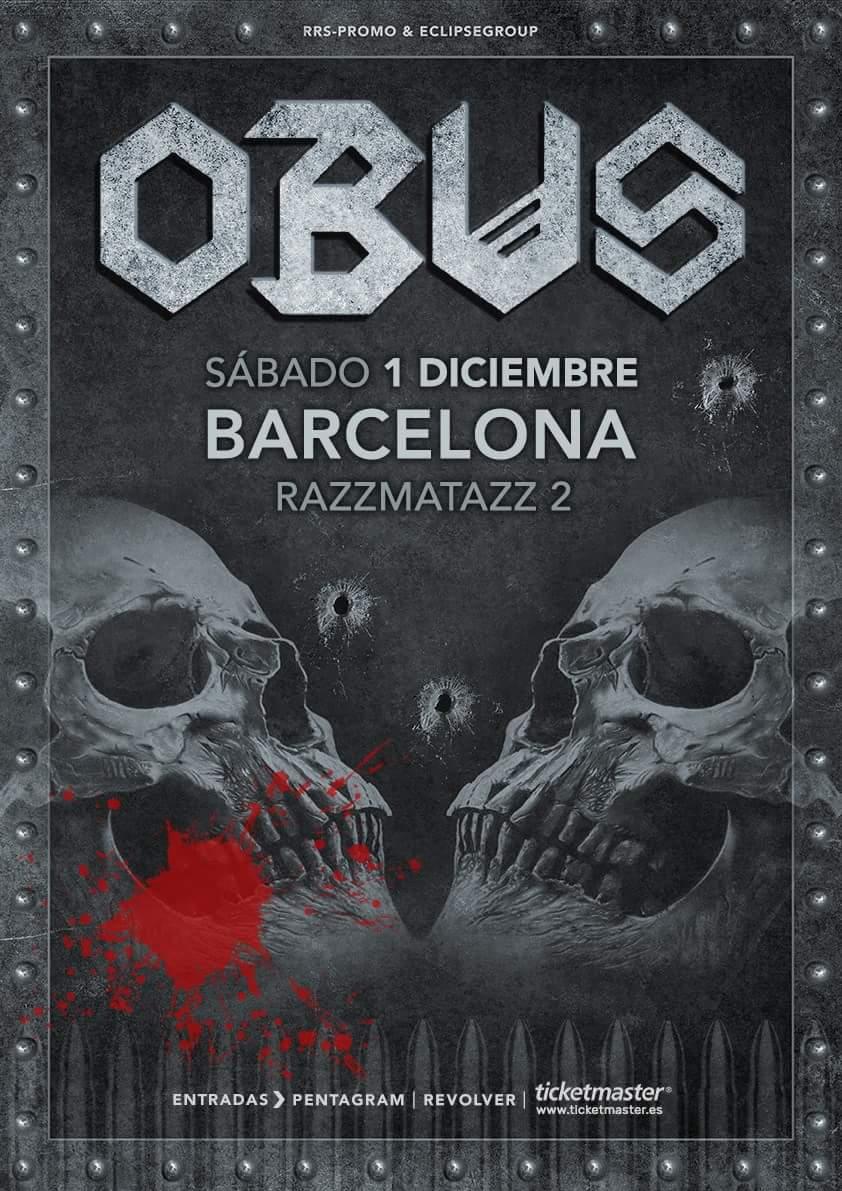 OBÚS Barcelona 2018