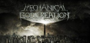 MECHANICAL GOD CREATION