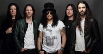 Slash And The Conspirators