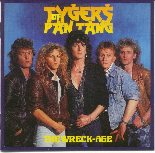 tygers of the pan tang