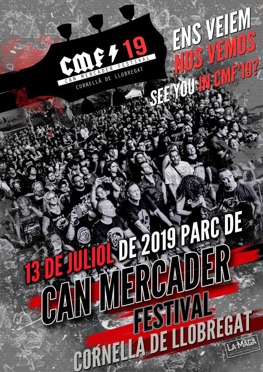 Can Mercader Festival.2019