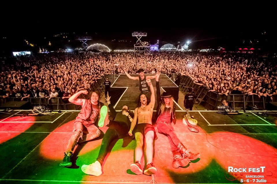 H.e.a.t Rock Fest