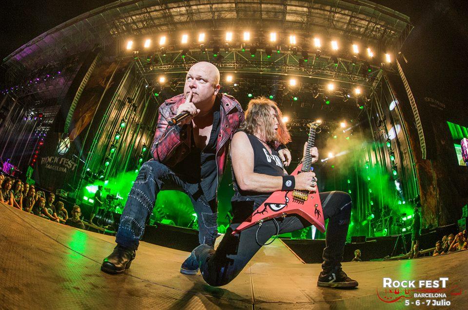 Helloween Rock Fest Bcn 3