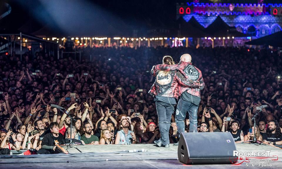 Helloween Rock Fest Bcn 4