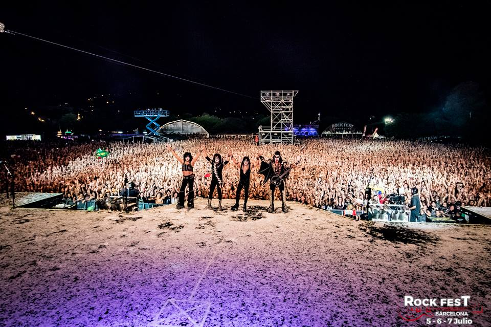 KISS Rock Fest Barcelona 3
