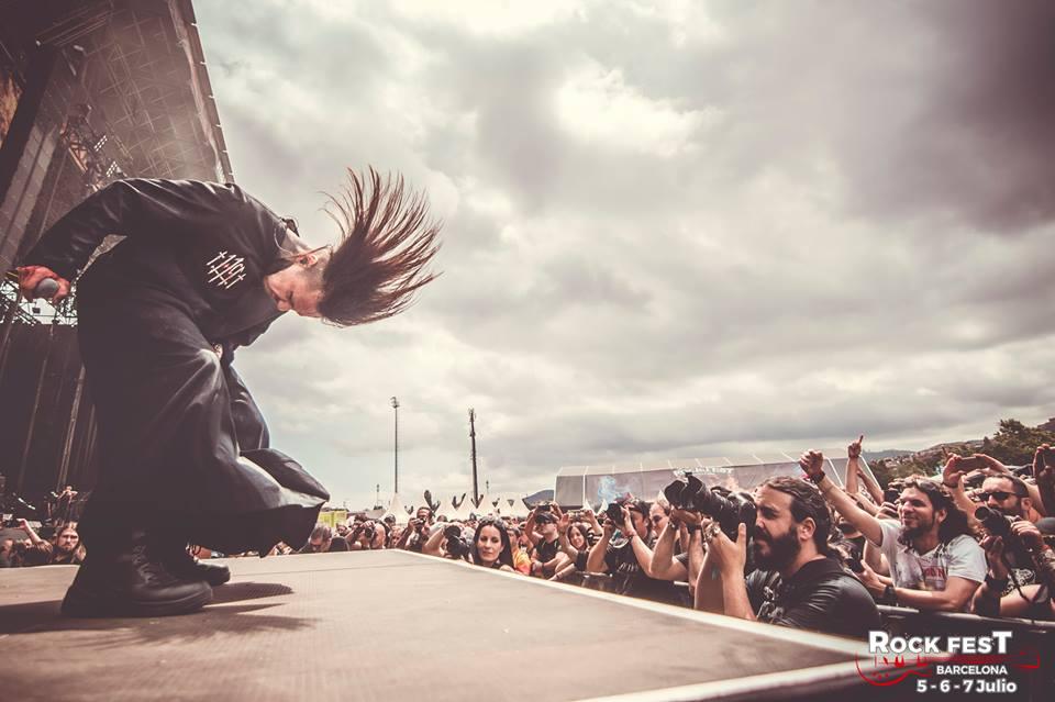Lacuna Coil Rock Fest Bcn