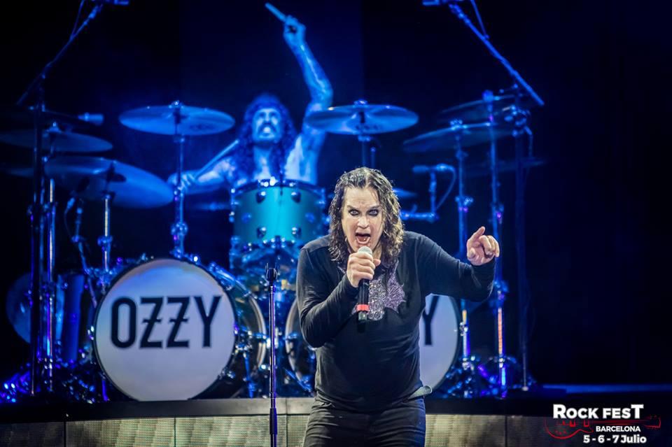 Rock Fest 2018 2 Ozzy