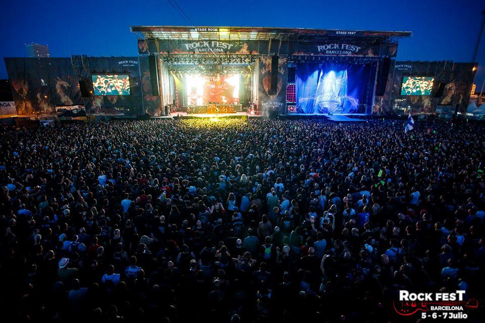Rock Fest Bcn 2018 4