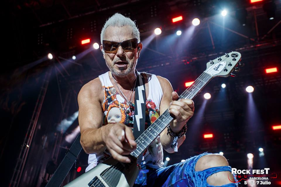 Scorpions Rock Fest Barcelona