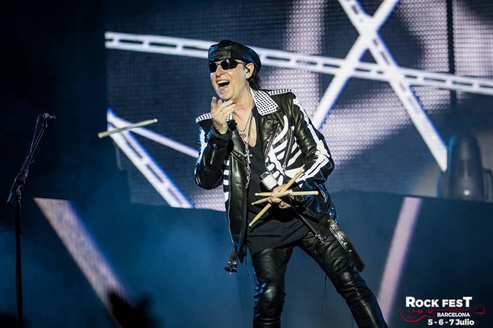 Scorpions Rock Fest Barcelona 2