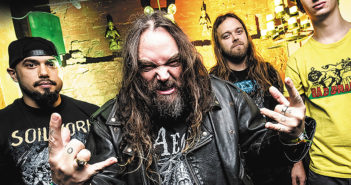 Soulfly band 2018