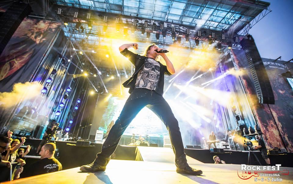 Stratovarius Rock Fest Bcn