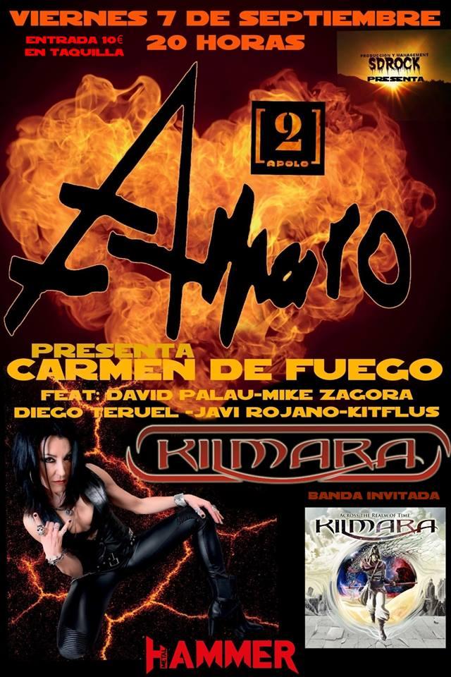 Amaro + Kilmara