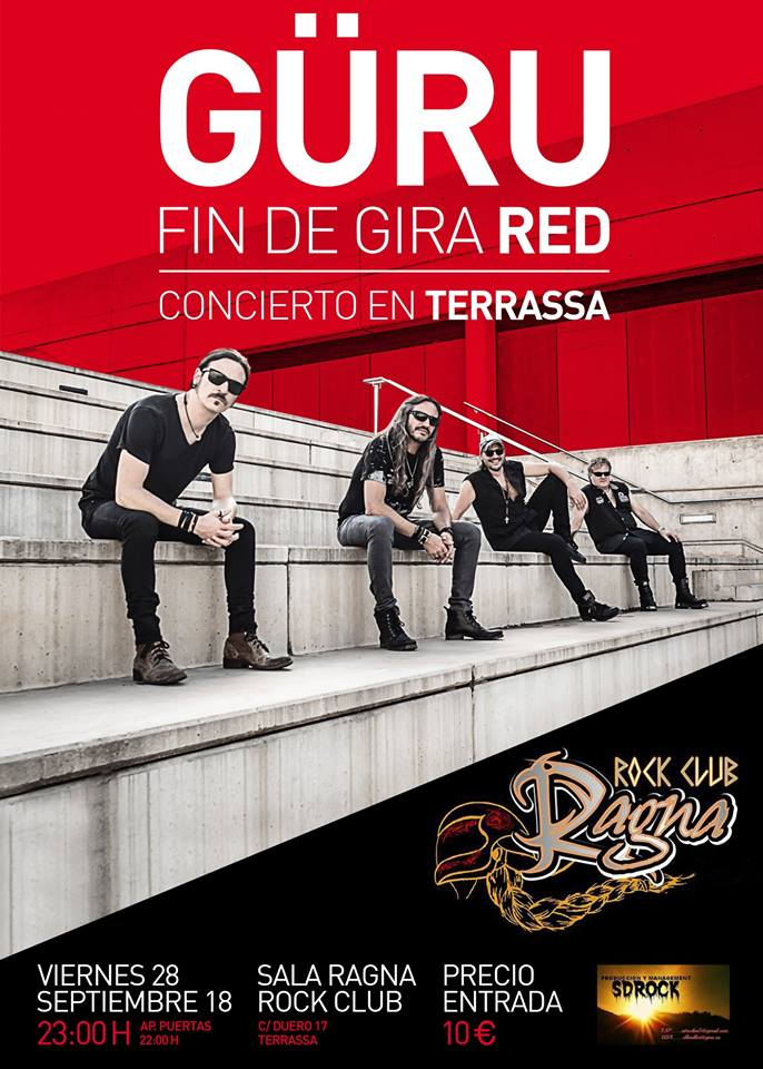 Güru Red Tour 2018