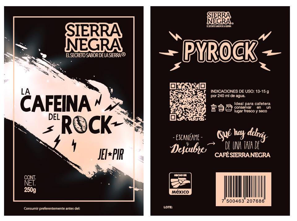 Pyrock Sierra Negra - La Cafeína Del Rock