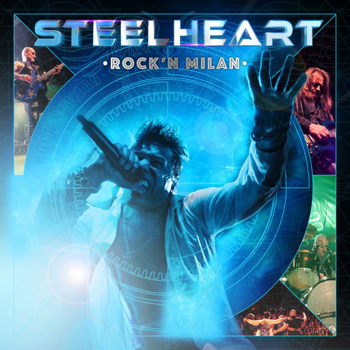 "SteelHeart ""Rock'n Milan"""